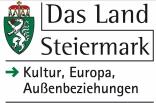 Logo Land Steiermark Kultur Europa & Außenbeziehungen
