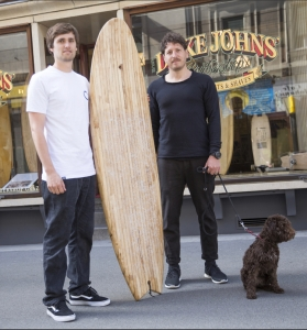 Surfboard by Robert Klug & Team