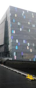 Harpa Concert Hall, Reykjavik, Iceland Copyright: Daniela Haberz, M.A. for AØH Art Consultancy Haberz E.u.